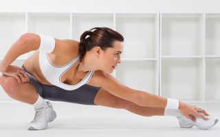 Упражнения на растяжку для начинающих. Музыка для стретчинга. С фитнес инструктором Егором Онегиным