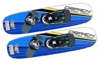 Катание на водных лыжах. Водные лыжи