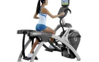 Тренировка на эллипсоиде для похудения. Эллиптический тренажер — сколько калорий сжигается