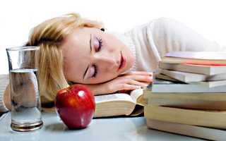 Синдром хронической усталости. Быстрая утомляемость во время тренировки: как с этим бороться