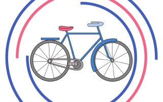 Велосипед рисунок карандашом поэтапно. Как нарисовать велосипед шаг за шагом