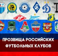 Почему «Зенит» называют бомжами? Прозвища клубов российской футбольной премьер-лиги (рфпл) и фнл