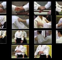 Простые и эффективные приемы айкидо — описание техники и рекомендации. Названия приёмов в Айкидо