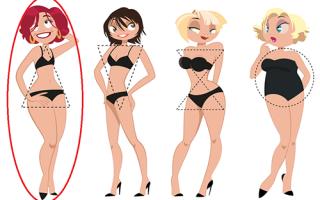Толстые ноги и худой верх что делать. Большая проблема: толстые ноги у женщин и способы похудения