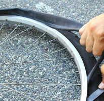 Как поменять камеру на велосипеде переднее колесо. Самостоятельная замена камеры на велосипеде