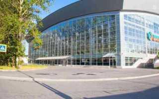 Схема зала сибур арены. Концертно-спортивный комплекс «Сибур Арена. Описание многофункционального стадиона