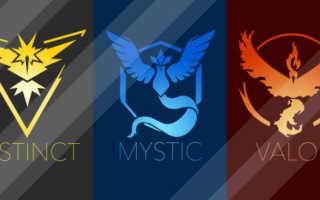 Желтый, синий или красный: какая команда лучше в Pokemon Go? Какая команда лучше в Pokemon GO