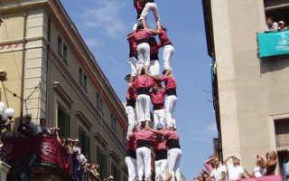 Акробатика пирамида из трех человек схема. Спорт и джем полезны всем. Или спортивные пирамиды в Германии