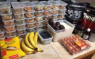 Рацион питания качка на день. Основы правильного питания качка. Основные принципы питания атлета