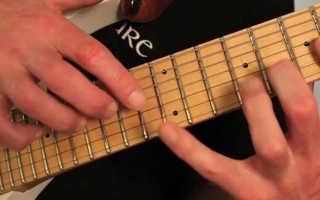 Как играть теппингом на акустической гитаре. Тэппинг (техника игры на гитаре). Практические упражнения: как научиться тэппингу на гитаре
