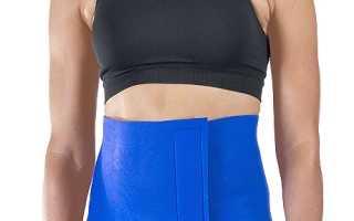 Бандажи для мужчин от пивного живота. Способы эффективно убрать обвисший живот после родов: упражнения, обруч, бандаж