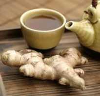 Имбирь и чеснок. Имбирный чай с чесноком