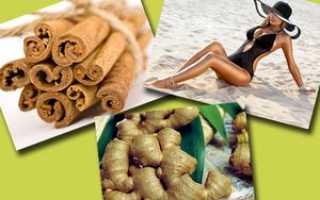 Сочетание корицы и имбиря. Как применять имбирь и корицу для похудения? Рецепты для похудения