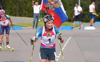 Кто отец ребенка светланы слепцовой. Светлана Слепцова: «Мне будет о чем рассказать собственным детям». «Спортсмен-биатлонист — это комбез, шапочка и очки»