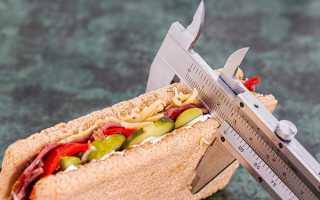 Самые жесткие диеты для быстрого похудения