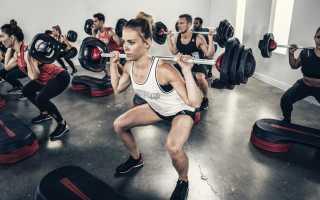 Body Pump: силовая фитнес-тренировка. Body Pump: тренировка для всех групп мышц