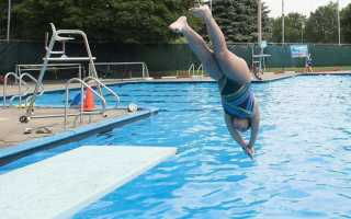 Какие бывают прыжки в воду. Клифф-дайвинг – описание и максимальная высота прыжков. Прыжки в воду для девушек — особый подход к занятиям