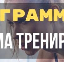 Тренировочный процесс спортсмена в деталях. Тренировки, питание, секс, восстановление. Спорт как эффективно наладить тренировочный процесс