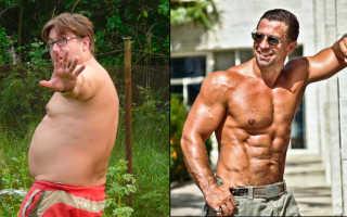 Можно ли похудеть качаясь. Сначала похудеть потом качать мышцы. как похудеть и накачаться. гормоны наше все