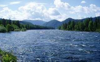 Что такое бассейн реки в географии