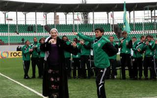 Как раньше назывался ахмат. Грозненский футбольный Клуб переименован в «Ахмат