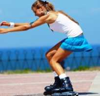Учимся кататься на роликах: чем полезно и кому нельзя. Польза катания на роликах для здоровья человека
