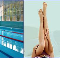 Варикоз и занятия аквааэробикой. Лучшая профилактика варикоза — плавание