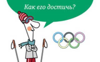 Что такое «олимпийское спокойствие»? Ковпак Д.В., «Олимпийское спокойствие. Как его достичь?». Вот где собака зарыта