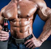 Как правильно питаться, когда качаешься: полезные советы. Алкоголь и мышцы — можно ли пить после тренировки