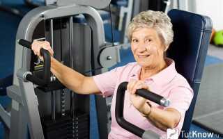 Польза и вред силовых нагрузок для женщин в возрасте. Силовые тренировки с пользой для здоровья