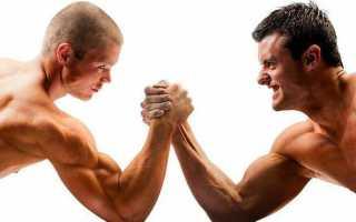 Три вида борьбы на руках. Правила армрестлинга
