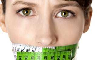 Жесткие диеты для похудения. Самые жесткие диеты для быстрого похудения