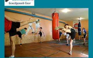 Упражнения для кикбоксинга: силовые и физические, дома начинающим, тренировки в тренажерном зале. Видео обучение кикбоксингом для начинающих спортсменов