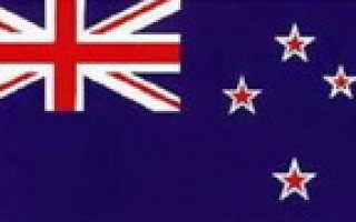 Карта новой зеландии на английском языке. Государственная символика и валюта. Особенности расположения Новой Зеландии