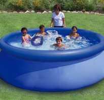 Как и чем заклеить бассейн или лодку из пвх