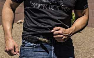 Как выбрать нож для самообороны? Нож для самообороны