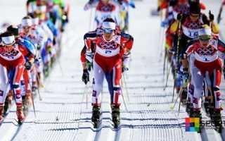 Олимпийские дистанции в лыжных гонках. Стили и виды в лыжных гонках