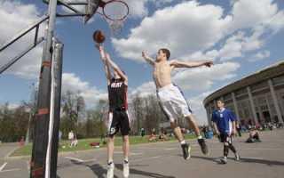 Что такое фол в стритболе. Стритбол — правила игры и отличия от баскетбола