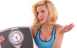 После тренировки прибавка в весе. Набор лишнего веса после тренировок: основные причины